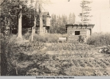 Brownell homestead, ca. 1905-1920.