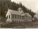 Seward School, Seward, Alaska, Dec. 1, 1914.