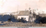 Sacred Heart Catholic Church, Seward, Alaska, 1910.