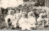 A group of small children, ca. 1905-1910.
