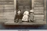 Three little children, ca. 1905 - 1915