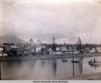Seward waterfront, ca. 1905-1915.