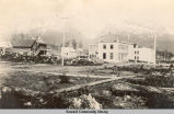 Early days of Seward, ca. 1906.