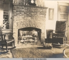 Holland House Interior, Seward, Alaska, ca. 1905-1915.