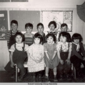 Jesse Lee Home kindergarten, 1949-1950.