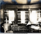 Interior of the Holland House, ca. 1905-1915.