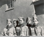 Boy Scout Troop, ca. 1946-1955.