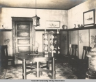 Holland House dining room, Seward, Alaska, ca. 1905-1915.