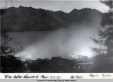 Fire takes Seward, 1941.