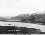 Unalaska as seen from Ferry Hill