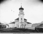 Russian Church, Unalaska, Alaska