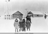 Children at Hooper Bay