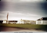 Ladd Field Hospital and Barracks.