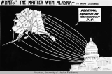 Whats the Matter with Alaska-- To many strings: