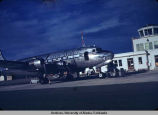 Pan American World Airways plane.