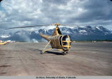 Helicopter, Anchorage.