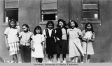 Seven Native Alaskans