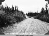 Line change, mile 89 1/2, route 4I, Fairbanks District.