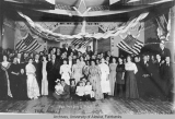 First Masonic Ball, Arcadian Hall, Ruby, Alaska