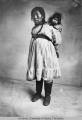 Unidentified Native mother and child