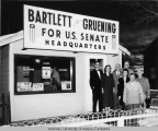 Bartlett & Gruening campaign headquarters