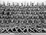 91st Co. Military Police 91st Div., April 17, 1919.