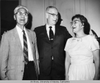 Sen. Bartlett meet with Mr. and Mrs. Joule