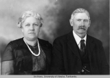 Portrait of Mr. and Mrs. Ed Bartlett