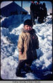 Native Alaskan boy.