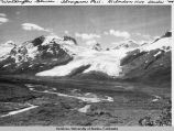 Worthington Glacier - Thompson Pass - Richardson Highway, Alaska.