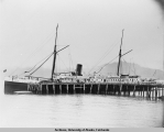 S. S. Roanoke at Wrangell, July 1904