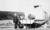 Mr. Chapman, Johnnie Fred Arthur Wright and the  Pelican II