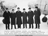 Pacific Alaska Airways pilots.
