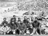 Party at Base Camp, July 31. 1942 Army Test Expedition.