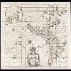 To Capt. John Wood this map of the world, drawn according to Mercators projection, is humbly...