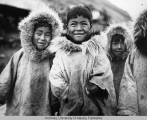 Little Diomede boys, 1928