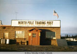 North Pole Trading Post.