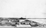 Fort Yukon, day after the flood