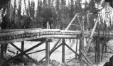 Bridge [across] Little Tanana near Tanana [Crossing].