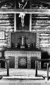 Interior, Indian Church, Fort Yukon