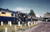 ARR engine #1 & streamliner Aurora. #1288.