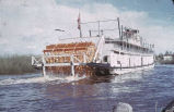 Sternwheeler Nenana on Chena River. #1386.