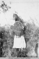 Unidentified woman in Fort Yukon