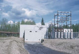 Power substation.