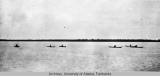 Canoe race July 4, 1923