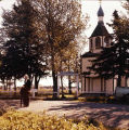 Russian church at Kenai.