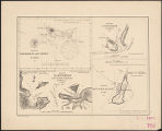 Sketch of Sannakh Is. and reefs; sketch of Acherk Harbor; sketch of Northwest and Yukon Harbors;...
