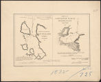Sketch of anchorage, Bay of Islands, Adakh I., Aleutians; Sketch of Constantine Harbor, Amchitka...