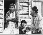 Alaskan family, Louisa and Walter Titus