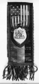Delegate First Convention Ribbon, 1905.